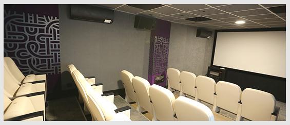 La Morada es el primer espacio en el centro de Madrid que dispone de una Sala Atmos (7.1.4)