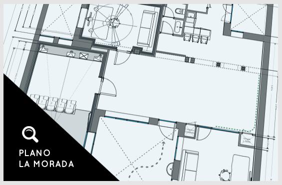 La Morada cuenta con 4 espacios flexibles y versátiles equipados con la última tecnología.
